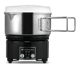 Canada 0.9L global général Mini cuisinière à induction 110-240V ronde four électromagnétique Poêle électrique étudiants hot pot portable voyage electriccooker Offre