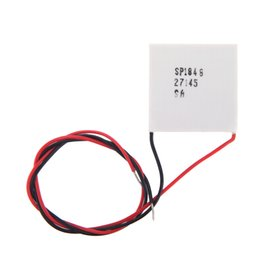 Wholesale Thermoelectric Generation - 40 * 40mm Thermoelectric Power Generator High Temperature Generation Element Peltier Module TEG High Temperature 150 degree