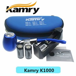 Wholesale Cheap Starters - Cheap Price Authentic Kamry K1000 Starter Kit DHL Fedex Free Ship