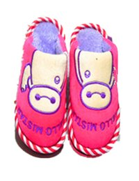 Wholesale Korean Cartoon Shoe - Wholesale-The New Children'S Cartoon Cotton Slippers Slip Floor Korean Boys And Girls Baby Shoes Multicolor Manufacturers TCCS6040