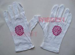 Wholesale Kuroshitsuji Butler Sebastian - Wholesale-Black Butler Kuroshitsuji Sebastian Michaelis Faustian Contract Cosplay Gloves