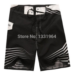 Wholesale Swimwear Designers - Wholesale-2016 Bermudas Swimwear Men Brand Board Shorts Surf Bermuda Designer Beach Pants Fashion Swimming Trunks Quick-drying Outdoor