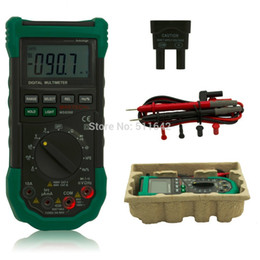 Wholesale Mastech Ms8268 Digital Multimeter - Mastech MS8268 Auto Range Digital Multimeter AC DC ammeter voltmeter ohm Frequency Capacitance Meter diode test