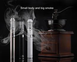 Canada Nouveau vape stylo kits dry core e-cigarette atomiseur grande fumée 1000 mah conception simple style d'affaires de haute qualité chaud 0.5ohm Offre
