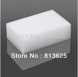 Wholesale Wholesale Cleaning Sponges For Sale - Holiday Sale Free Shipping New Magic Sponge Eraser Melamine Cleaning Multi-functional Sponge for Cleaning 100pcs Lot