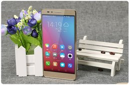 Wholesale Huawei Honor 2gb - Octa core 4G network Ram 2GB Rom 16GB unlocked huawei honor smart phone 5.5 inch 5X cell phone Android with WIFI GPS Bluetooth