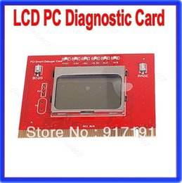 Wholesale Debug Post Card - P80 LCD Display PCI Computer PC Analyzer Tester Diagnostic Debug POST Card