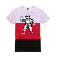 Wholesale bbc color - s-5xl Men free shipping hip hop BBC Color Short Sleeve Tops Male New Arrival fashion shirts