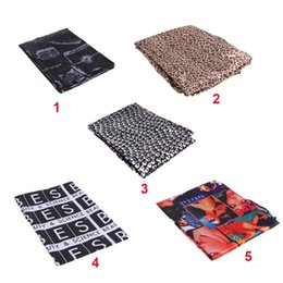 Wholesale Cutting Gowns Hairdressing - Hot sale Hairdressing Gown Cape Hair Design Cut Salon Hairstylist Barber Nylon Cloth Wrap Hair Care Styling Tools Cap H13841