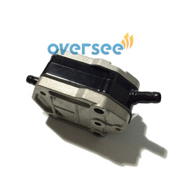 Wholesale Yamaha Spares - Oversee FUEL PUMP Assy 692-24410-00-00 for fitting Yamaha 30HP to 200HP Outboard Spare Engine Parts Model