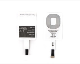 Wholesale Note2 Charger - Qi Charger wireless Receiver Charging For Samsung Galaxy S3 S4 S5 NOTE2 NOTE3 NOTE4 type-c iphone 5 6 iphone 7 plus
