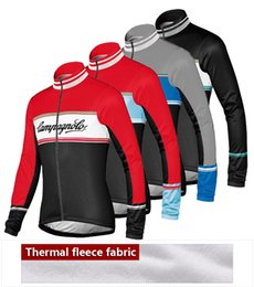Wholesale Thermal Jersey Fleece - Hot 2015 winter invern Thermal cycling clothes fleece Cycling top jersey jacket bicycle coat ropa ciclismo maillot,Comfortable sportwear