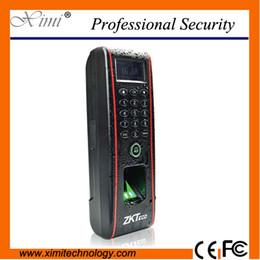 Wholesale Waterproof Door Access - Fingerprint door access control system waterproof door control panel standalone fingerprint access control TF1700 with card reader