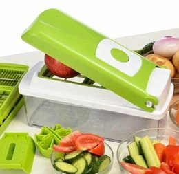 Wholesale Vegetable Cutters Slicers - Peeler Chopper Fruit Vegetable Nicer Dicer Cutter Chop Peeler Precision Cutting Kitchen Tools Chop Peeler Chopper