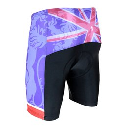 Wholesale Cycling Jerseys Uk - Wholesale-2015 Paladin Cycling Jersey UK Flag Shorts #HFC001ST Men General Short Pants for Bike Party Free shipping Bicycle Sport