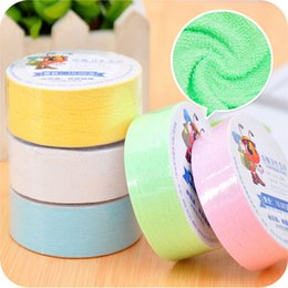 Wholesale Magic Compressed Travel Towel - wholesale mini Magic Compressed Travel Towel Nonwoven Washcloth Essential Reusable hand hairdressing wash bowl hand towel WB29