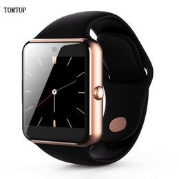 Wholesale Alarm X - Q7S Plus 2G GSM Heart Rate Smart BT Sport Watch Phone Wristband Bracelet Call Notification Pedometer Alarm Monitor for iPhone X   8 Sa