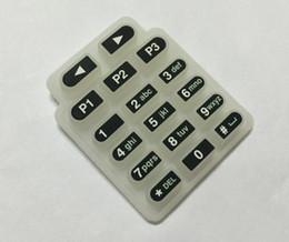 Wholesale Repair Keyboard - Free Shipping Tested 5pcs New Digital Number Key Button Keyboard For Motorola CP1660 CP1608 CP1600 Radio Repair