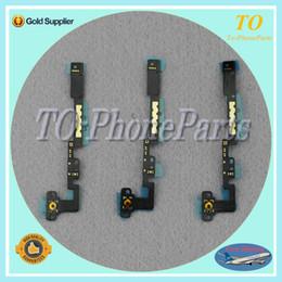 câble pour la maison Promotion 100pcs / lot Livraison gratuite Bouton Accueil Flex Remplacement du ruban de câble pour iPad Mini