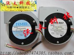 Wholesale Original Drum - Wholesale- Original nmb 10 bl4447-04w-b49 11cm steel drum fan 12v 2.0a cooling fan