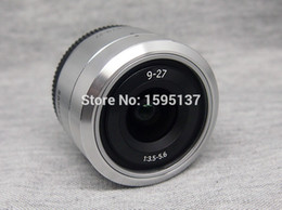 Wholesale Miniature Lenses - Freeshipping NX mini lens 9-27mm F3.5-5.6 zoom lens For Samsung NX mini Miniature SLR to use Camera parts