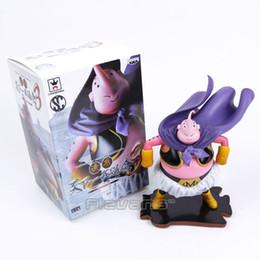 Wholesale Kid Buu - Dragon Ball Z Scultures Big Banpresto Figure Colosseum 3Vol .2Majin Buu Pvc Action Figure Collectible Model Toy 14Cm