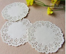 Wholesale England Paper - Vintage Paper Doilies Doyleys England Scrapbook Supplies Crafts set of 4.5 inch 5.5 inch 6.5 inch