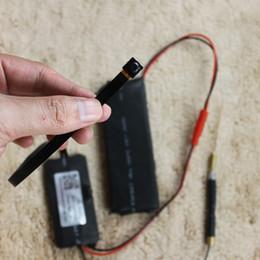 Wholesale Ccd Camera Wifi - Temper-proof CCD Video Camera Wireless WIFI Mini Camera Module H.264 CCTV Camera Home Security Full HD 1080P Mini DV