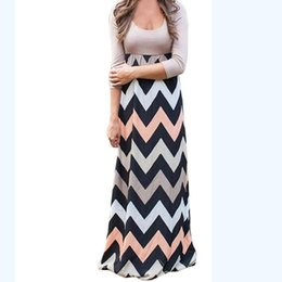 Wholesale Long Beach Cocktail Dress - S5Q Womens Fashion Sexy Summer Boho Long Maxi Evening Party Cocktail Beach Dress AAAFIM