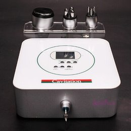 Wholesale Body Burn Fat - Mini Portable 3in1 Fast 40K Ultrasonic Cavitation RF Radio Frequency Fat Burning Anti Cellulite Slimming Slim Body Contour Machine