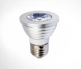 16 couleurs changeant l'ampoule 3W RVB LED projecteurs lampes AC 85-265V E27 GU10 GU5.3 E14 Base vers le bas éclairage + 24 touches IR contrôleurs à distance ? partir de fabricateur