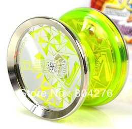 Wholesale Blazing Teens Yoyo - Wholesale-Free Shipping Spinning Toy Auldey Blazing Teen 4 YoYo Avalanche V YOYO,100% Quality assurance,Great gift for Kids,yofantoy yoyo