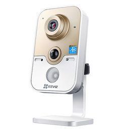 Wholesale Internet Remote - Hikvision EZVIZ C2S Wireless WiFi Remote Monitori IP Camera HD Multifunctional Internet Surveillance Camera