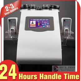Wholesale Cavitation Ultrasound Machine Sale - Hot Sale Ultrasound Liposuction Cavitation Slimming RF Radio Frequency Massage Therapy Skin Tightening Cellulite Reduction Machine