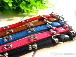 Wholesale Dog Collars Leashes Rhinestones - 2015 New pet High Quality dog collar dog leash pet collar Free shipping WY333 200p