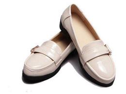 2015 nuova stazione europea Fan Bingbing Angela Baby con spessa fondo scarpe in pelle fibbia esportazione cheap fan bingbing da fan bingbing fornitori