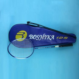 Wholesale Lining Badminton Racquet - badminton racket super junior string with bag racquet sport voltric 80 z-force ii victor arcsaber 11 racket set lining fb