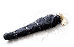Wholesale Toys Femdom - Full Body Bondage whole body mummy Bind Sleep Sack Body Binder Bag Kinky Fetish Bondage Femdom SM Sex Toys Free shipping