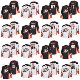 Wholesale Hockey 33 - 2018 Anaheim Ducks Hockey Jerseys 30 Ryan Miller 33 Jakob Silfverberg 67 Rickard Rakell 17 Ryan Kesler 10 Corey Perry 15 Ryan Getzlaf