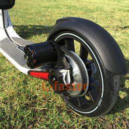 caricabatterie hoverboard Sconti Corredo di conversione elettrico L-più veloce del motorino per il dispositivo del motore su misura città 9EF per l'azionamento elettrico più leggero del motorino della città 9