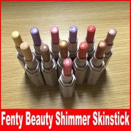 Wholesale Highlighter Face - Hot Fenty Beauty Rihanna Pro Filt'r Soft Matte Longwear Highlighters Stick Many Colors Concealer face makeup