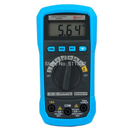 Wholesale Frequency Tester - Bside ADM01 Auto Ranging Digital Multimeter DMM DC AC Voltage Current HZ Meter Frequency Tester Diode Continuity Test