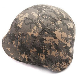 Wholesale Pasgt Helmet Cover - Wholesale-Multicolor Airsoft Tactical M88 PASGT Kelver Swat Helmet Cloth Cover Accessories American M88 Helmet Camo Helmet Cover