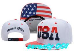 Wholesale Snap Back Hats Usa - Wholesale-SEVENTY SEVEN USA Forever Snapback Fashion USA Snapbacks Snap Backs Hats White Dream Snapback sport team by factory