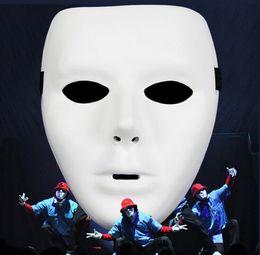 Wholesale Hip Hop Dance Masks - High Quality Fashion Halloween Mask Thin Jabbawockeez Hip-Hop Party Mask Shuffle Dance Mask Costume Party Free Shipping
