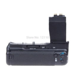 Wholesale Eos T4i - Free Shipping DSLR Vertical Camera Battery Grip for Canon EOS 550D 600D 650D 700D Rebel T2i T3i T4i DSLR Camera BG-E8