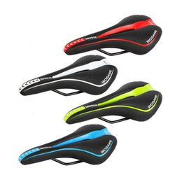 Wholesale Bike Saddles - WOSAWE MTB Bicycle Saddle City Road Cycling Bike Seat Comfortable Cushion Bike Soft Seat Cover