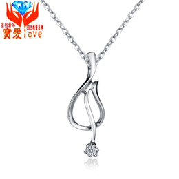 romance flowers Coupons - Jewelry S925 Flower Pendant pendant love romance genuine sterling silver pendant factory outlets