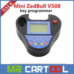 Wholesale Saab Zed Bull - 2015 Super Mini Zed Bull Smart zed bull mini Key Transponder Programmer mini ZED BULL key programmer Free shipping