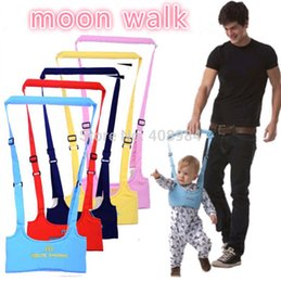 Wholesale Baby Assistant - Toddler Baby Safety Harness Walking Assistant Rein Belt Learning Walker Walk Aid Leashes